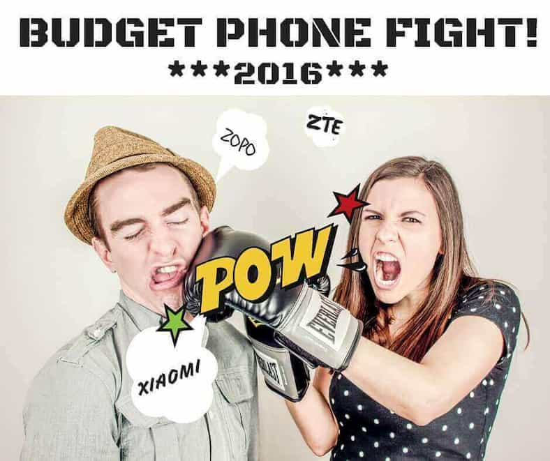 Best Budget phone 2016