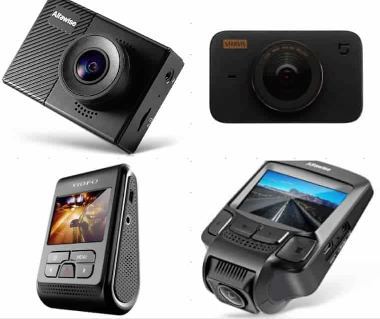 מבחן מצלמות רכב פופלאריות – XIAOMI VS VIOFO VS ALFAWISE!