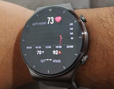 סקירת גולשים: שעון חכם HUAWEI Watch GT 2 pro