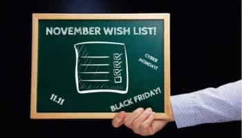 הWISH LIST לנובמבר! רשימת קניות מומלצת עם כל המוצרים הפופולריים בעמוד אחד!