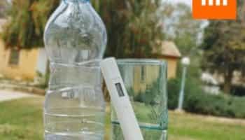 ערכת בדיקת איכות מים של שיאומי – האם המים של הברז טובים?